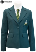 Blazer - Girls-all-Rangiora High School Shop - Uniform Group
